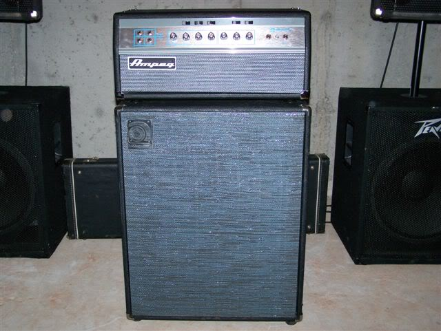 Switching grill cloth on current Ampeg SVT cabs | Page 3
