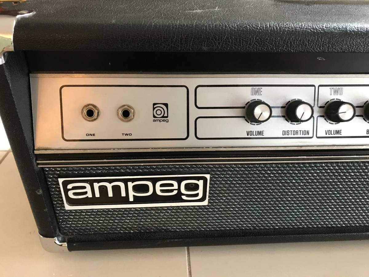 ampeg v4b reissue by loud tech schematic