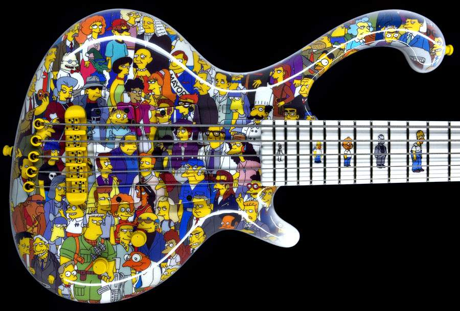 In praise of weird looking basses page 41 - Guitare simpson ...