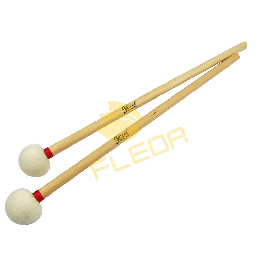 1-Pair-Timpani-Mallets-Maple-Handle-Precussion-Mallets-Drumsticks-Soft-Head-Wood-Core.