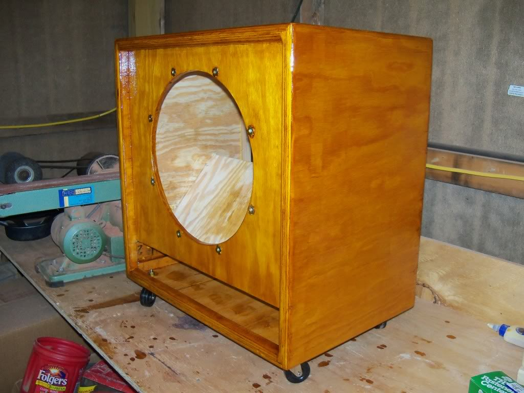 Diy Bass Guitar Cabinet Plans - DIY Campbellandkellarteam