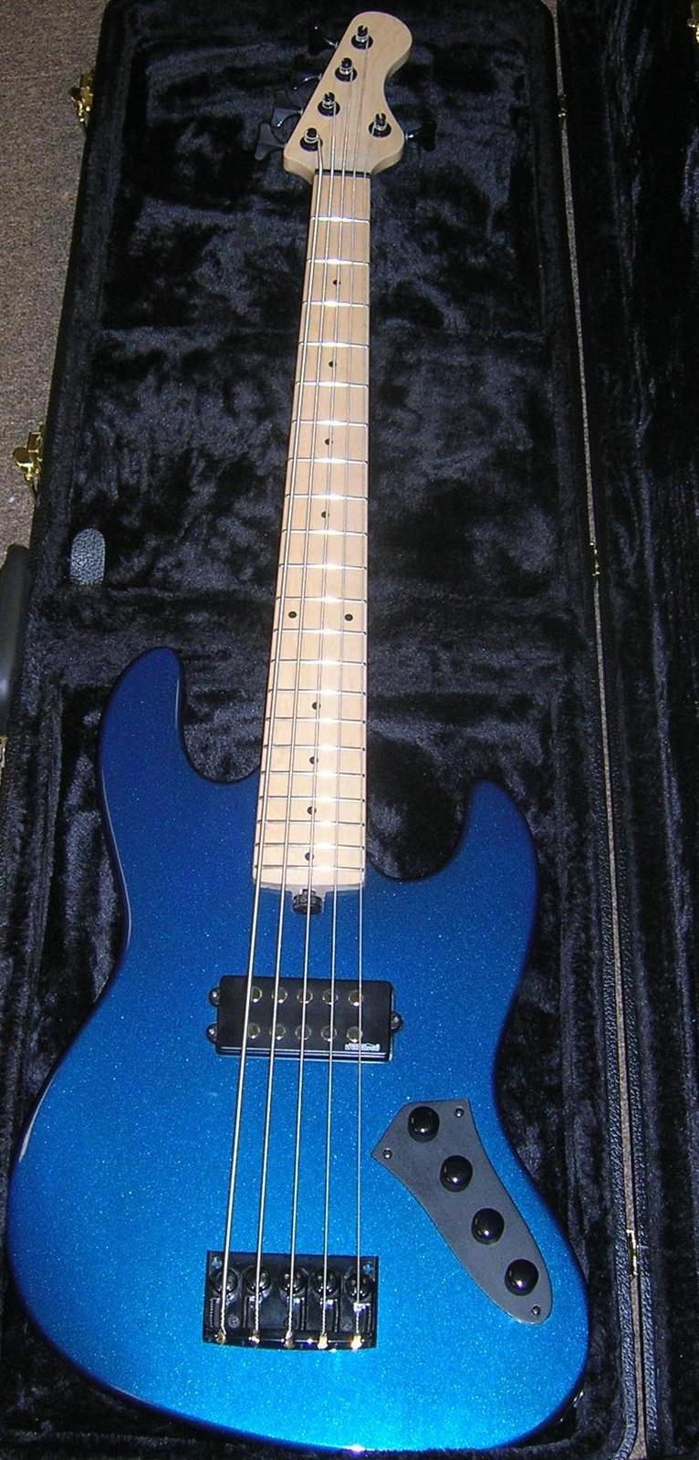 Help Me Find The Right Jazz Bass Builder
