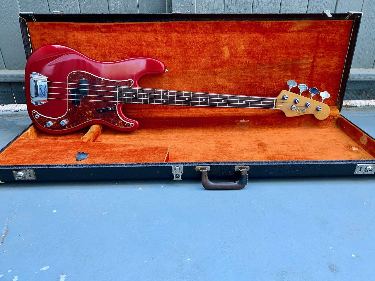 1965 Fender Precision Candy Apple Red - 29.jpeg