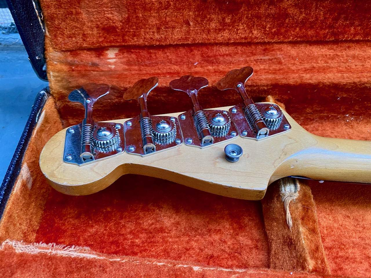 1965 Fender Precision Candy Apple Red - 37.jpeg