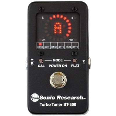 Need Tuner suggestions: pedal, handheld or clip-on for 5