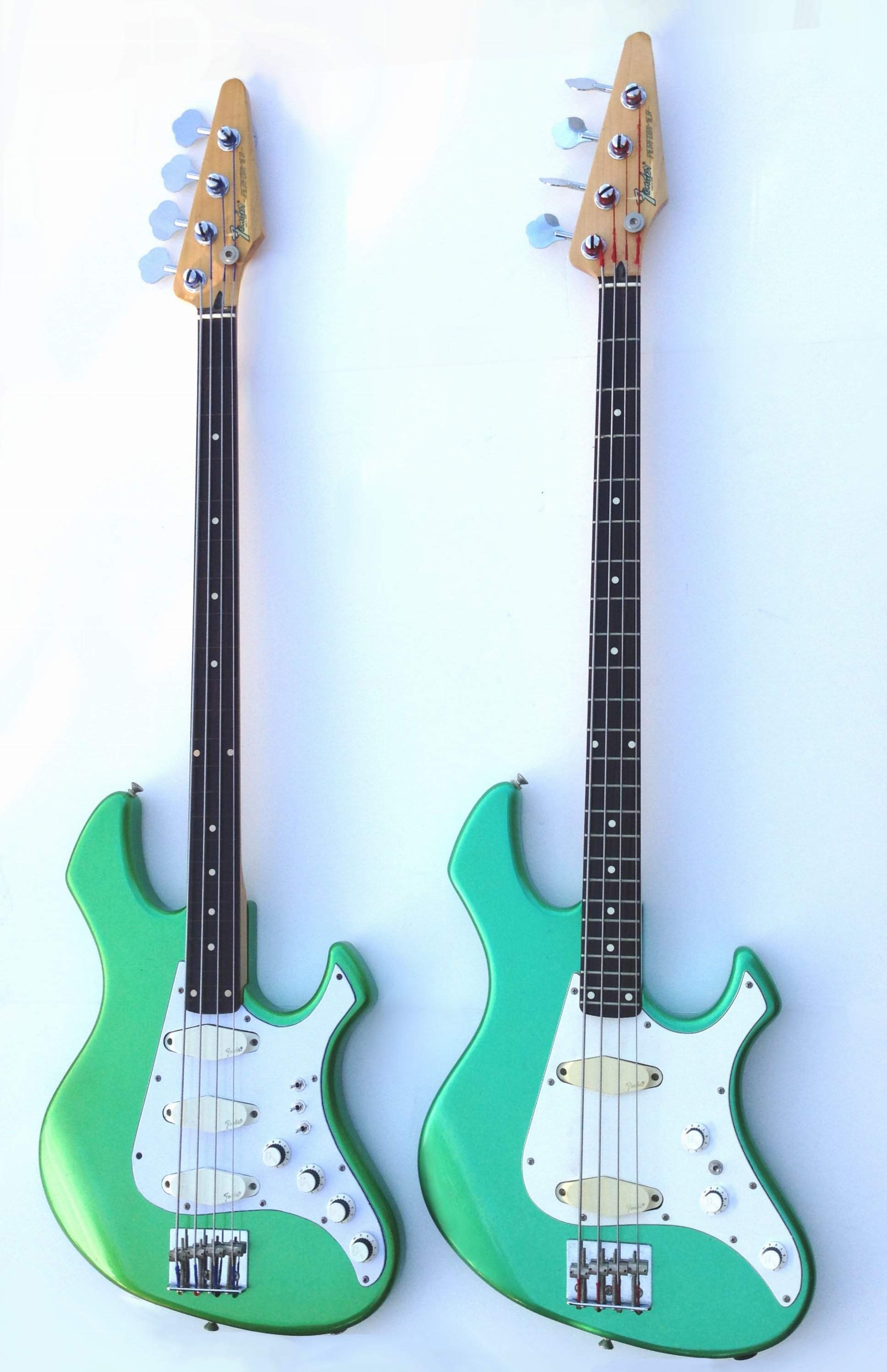 Fender Performer Bass Modification | TalkBass.com