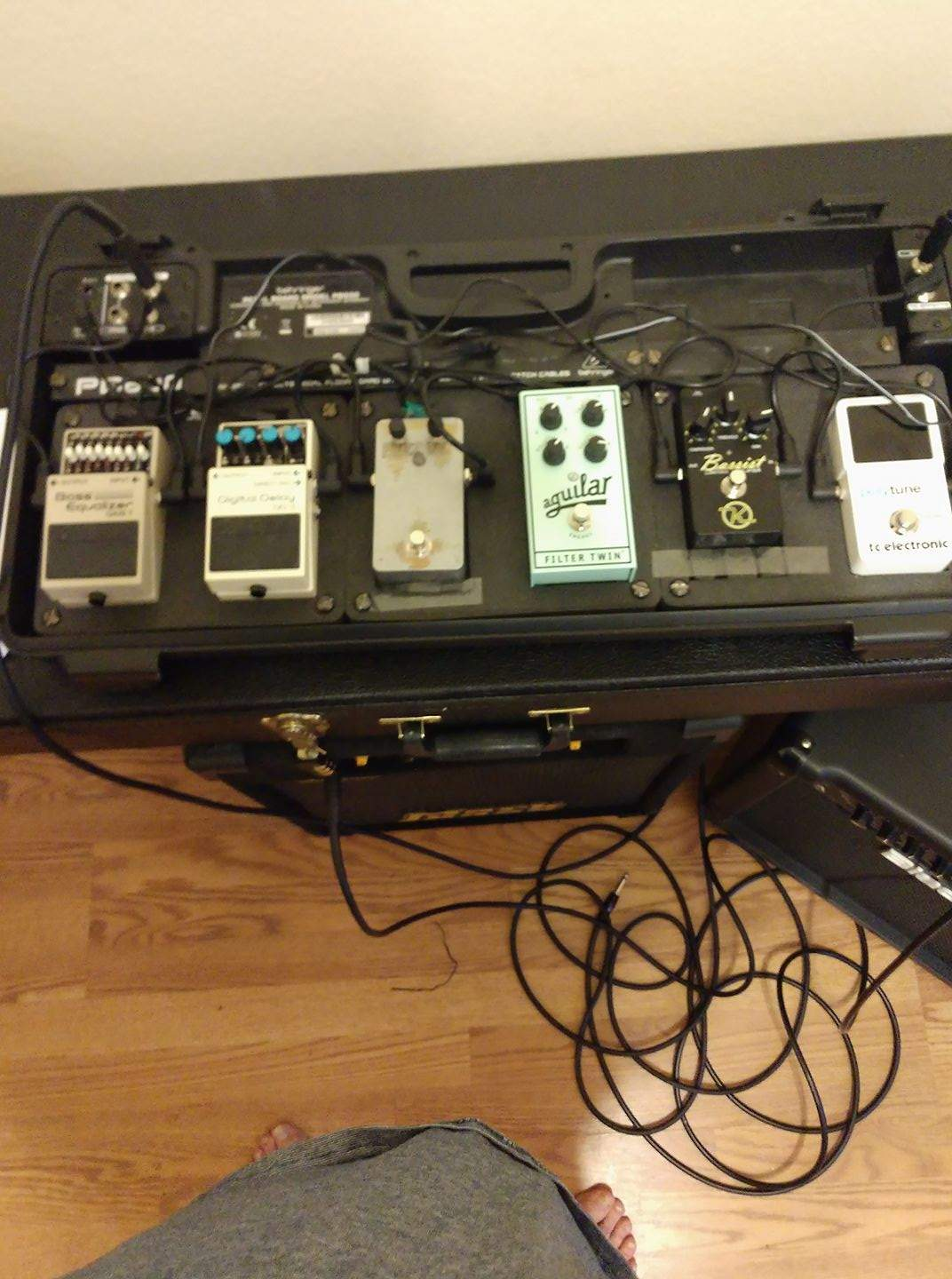 worship bass pedalboards page 151. Black Bedroom Furniture Sets. Home Design Ideas