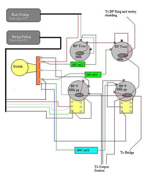 Rickenbacker Wiring Diagram Wiring Diagrams The