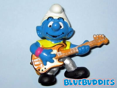 40th_Jubilee_Bass_Player_Smurf.