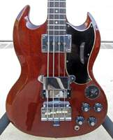 SOLD - 1968 Gibson EB-3 with original HSC | TalkBass com