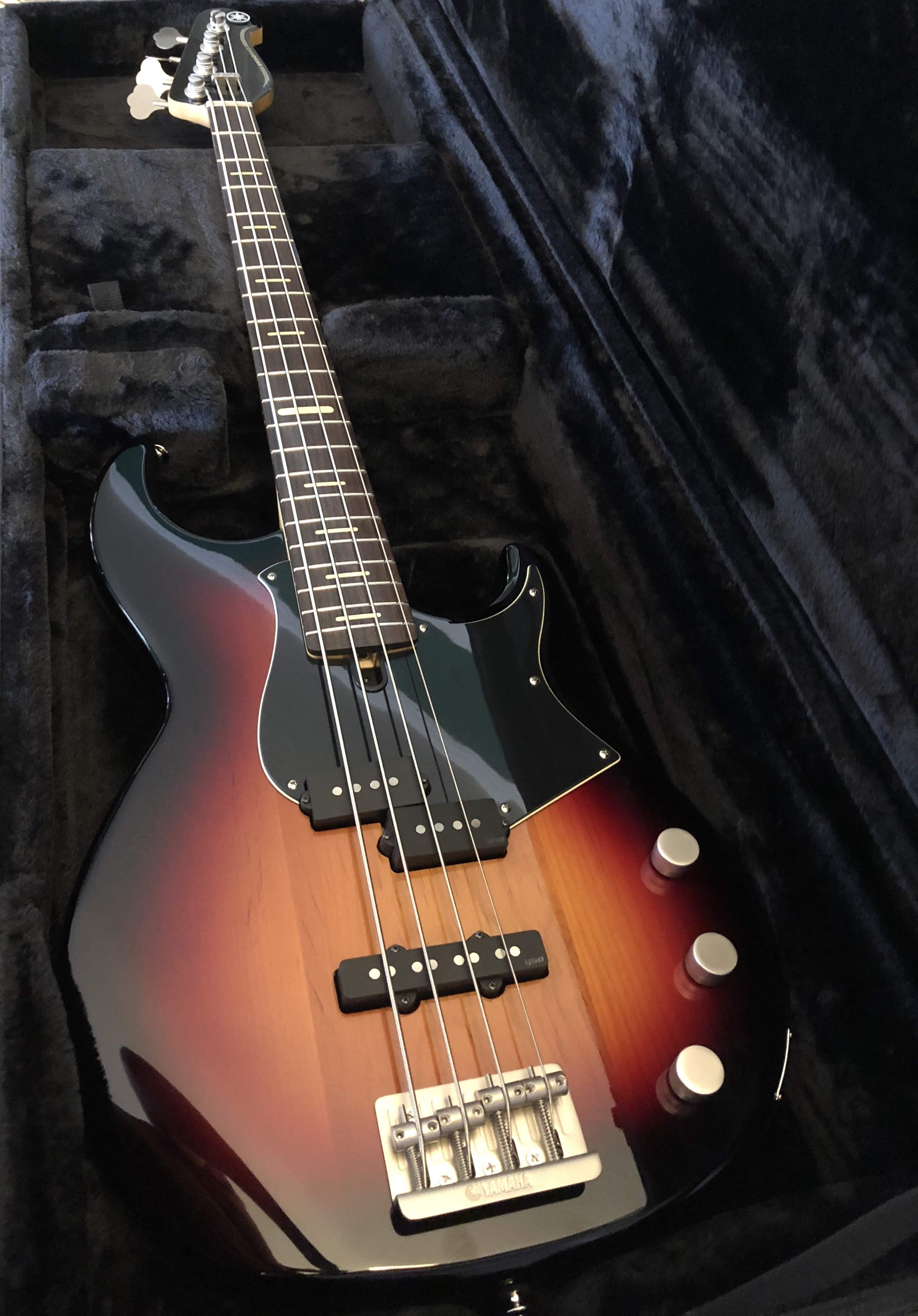 1338395383 SOLD - PRICE DROP! New Yamaha BBP34 Made in Japan! | TalkBass.com