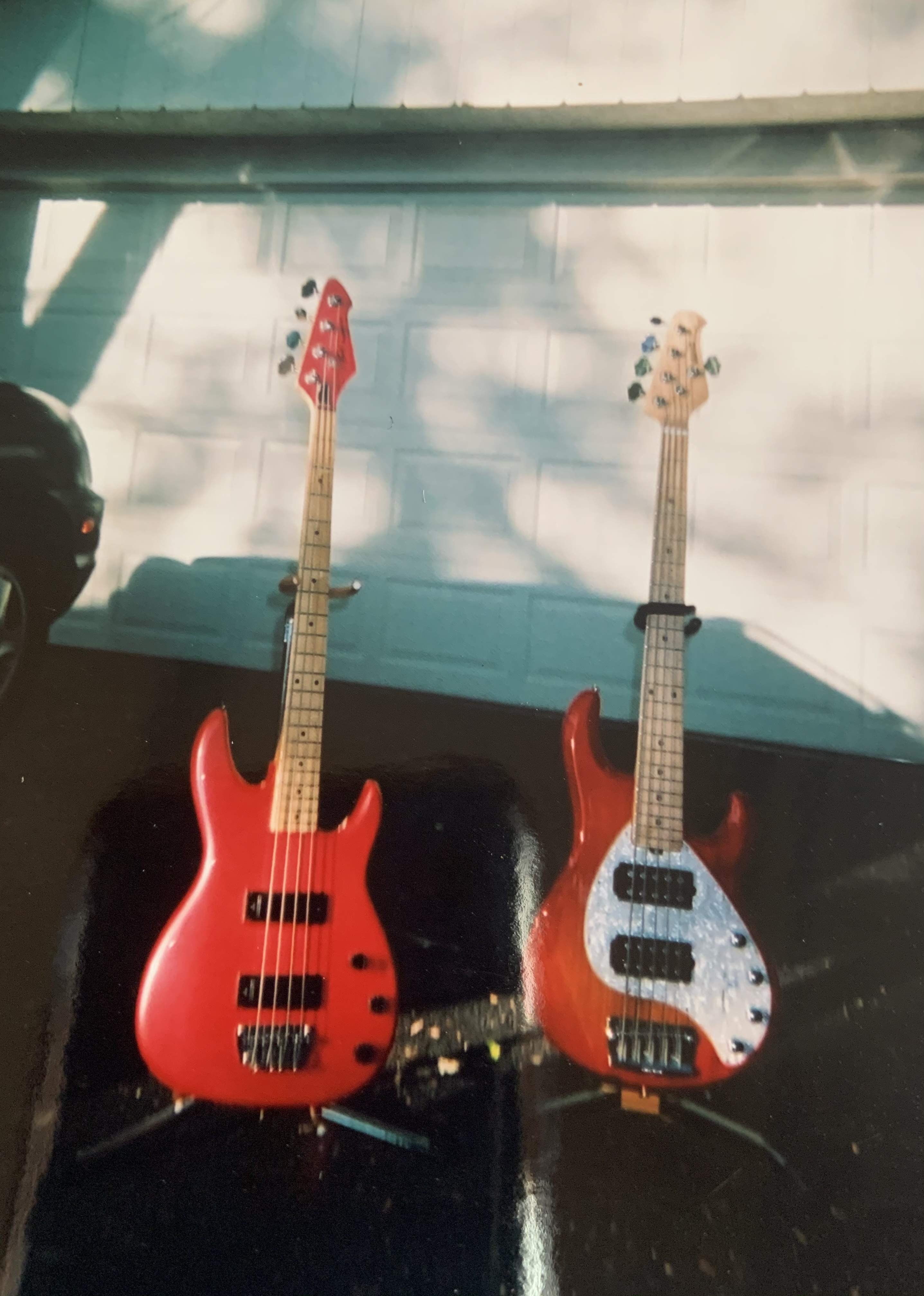 Cool Basses I Used To Have Talkbass Com