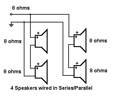 Wiring Diagrams Piezo Tweeter further 2000 Subaru Forester Wiring Diagram furthermore Circuit Diagram Gcse besides Wiring Diagram For Cabi additionally Wiring Diagram For A Car Audio Capacitor. on parallel speaker wiring diagram