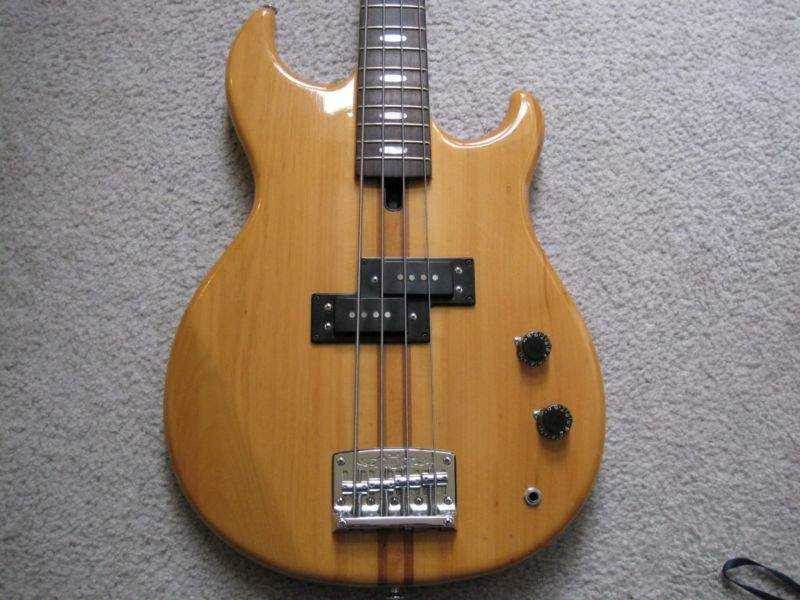 No longer available 1980 yamaha bb1200 bass for Yamaha hs5 no bass