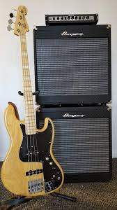 Ampeg Stacked.
