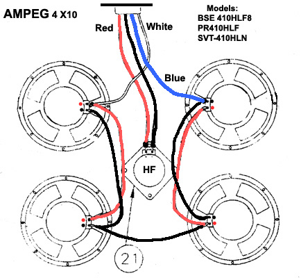 Marshall 4x12 Wiring Diagram on guitar speaker wiring diagrams