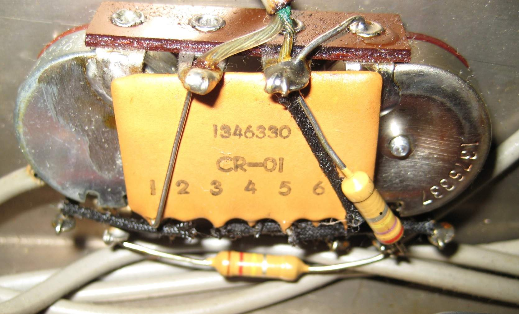 Technical Amplifier Strat Wiring Two Tone Caps B15 Circuit B 15n