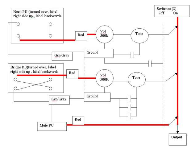 rickenbacker 4001 wiring diagram rickenbacker rickenbacker and bartolini wiring questions problems talkbass com on rickenbacker 4001 wiring diagram