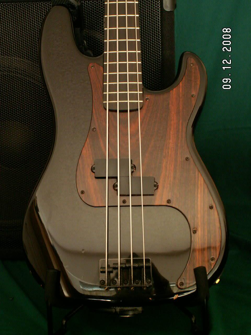 Exotic Pickguards    Let's See Them!   Page 5   TalkBass com