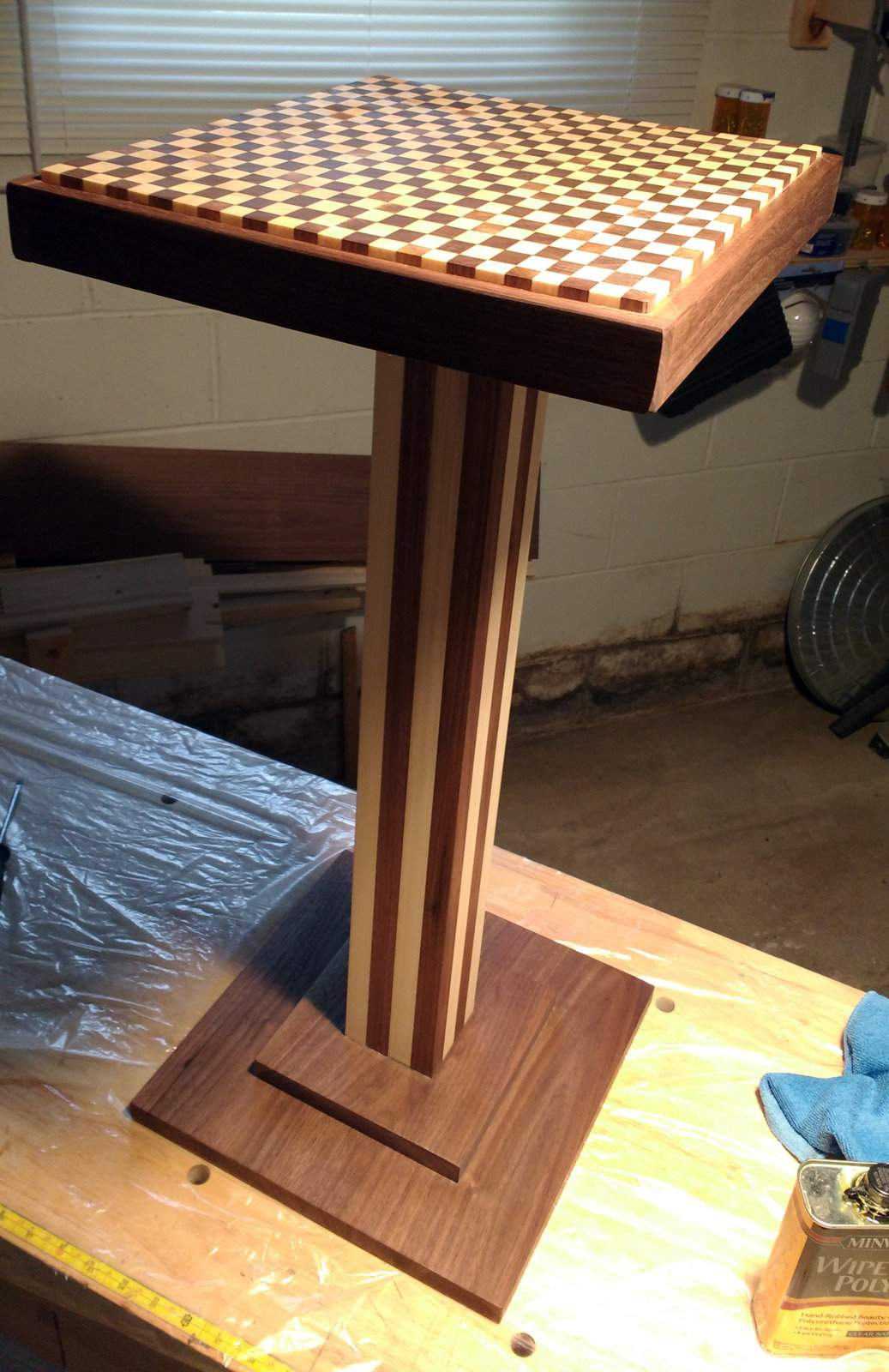 Checkered table finished.jpg