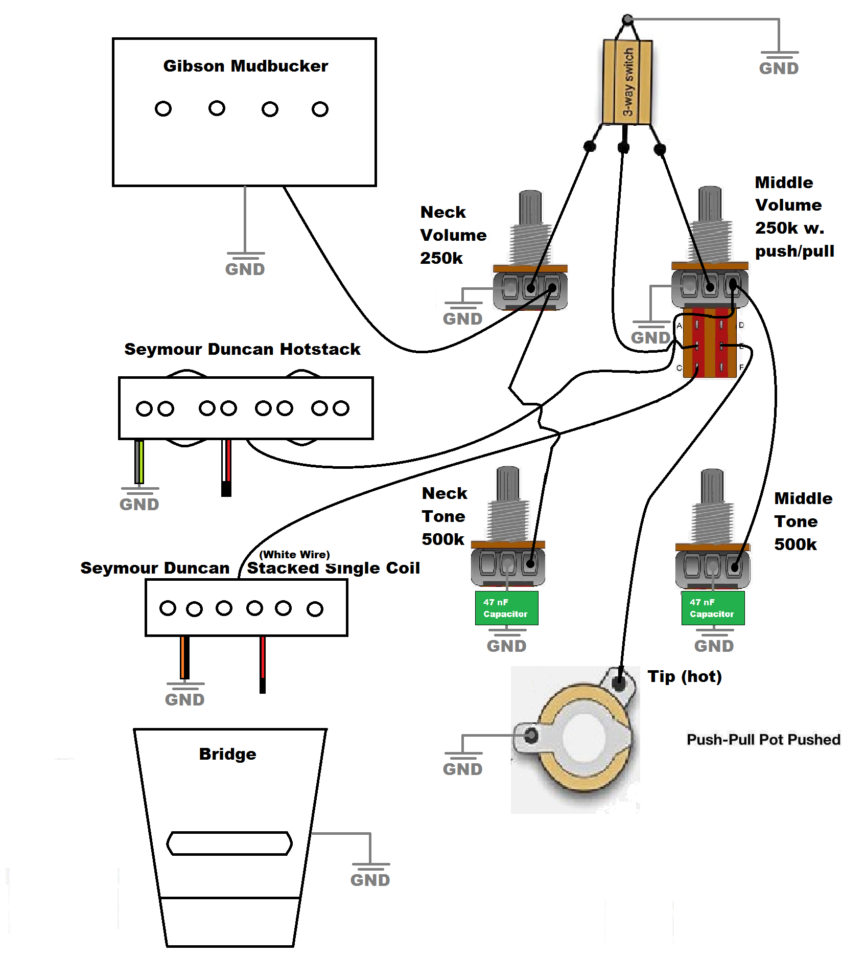 rickenbacker wiring official site wiring diagramsRickenbacker 5 Control Wiring Diagram #8