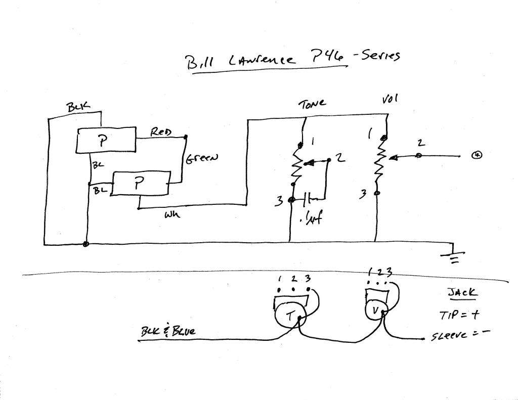 Bill Lawrence Humbucker Wiring Diagram 2 : bill lawrence eb60 pc wiring diagram ~ A.2002-acura-tl-radio.info Haus und Dekorationen
