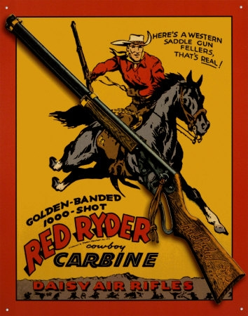 D953~Daisy-Red-Ryder-Carbine-Posters.