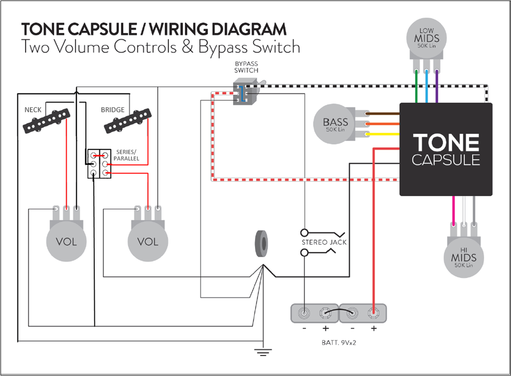 Darkglass Electronics Tone Capsule Preamp   Page 2