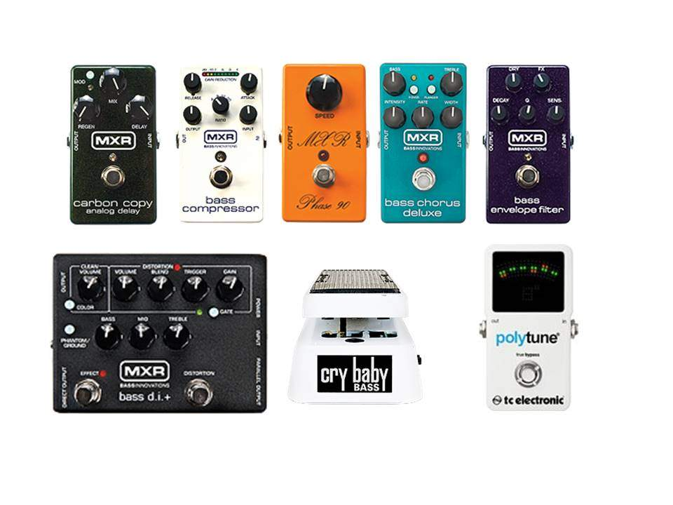 Order of Pedals Opinion   TalkBass com