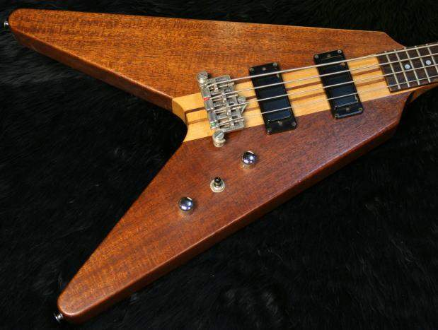 did ibanez manufacture flying v bass guitars a long long time ago page 2. Black Bedroom Furniture Sets. Home Design Ideas