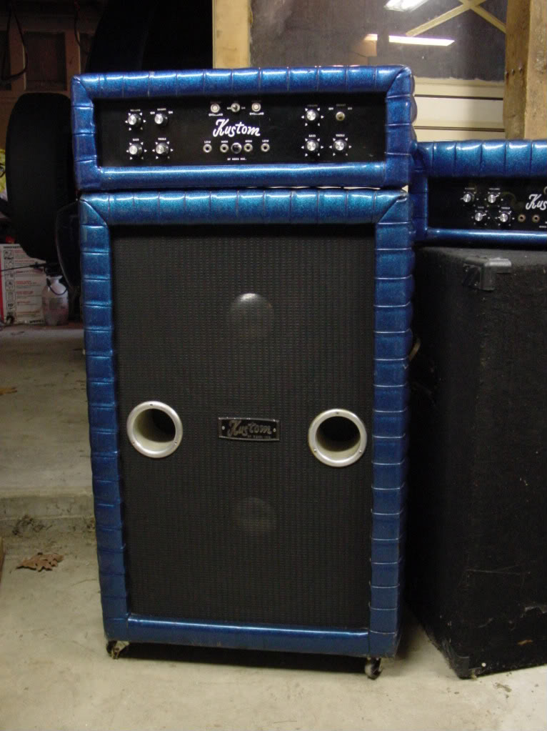 kustom amp dating