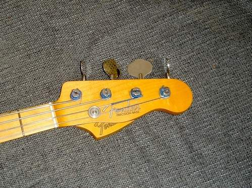 Fender Headstock Shapes Over The Years Talkbasscom
