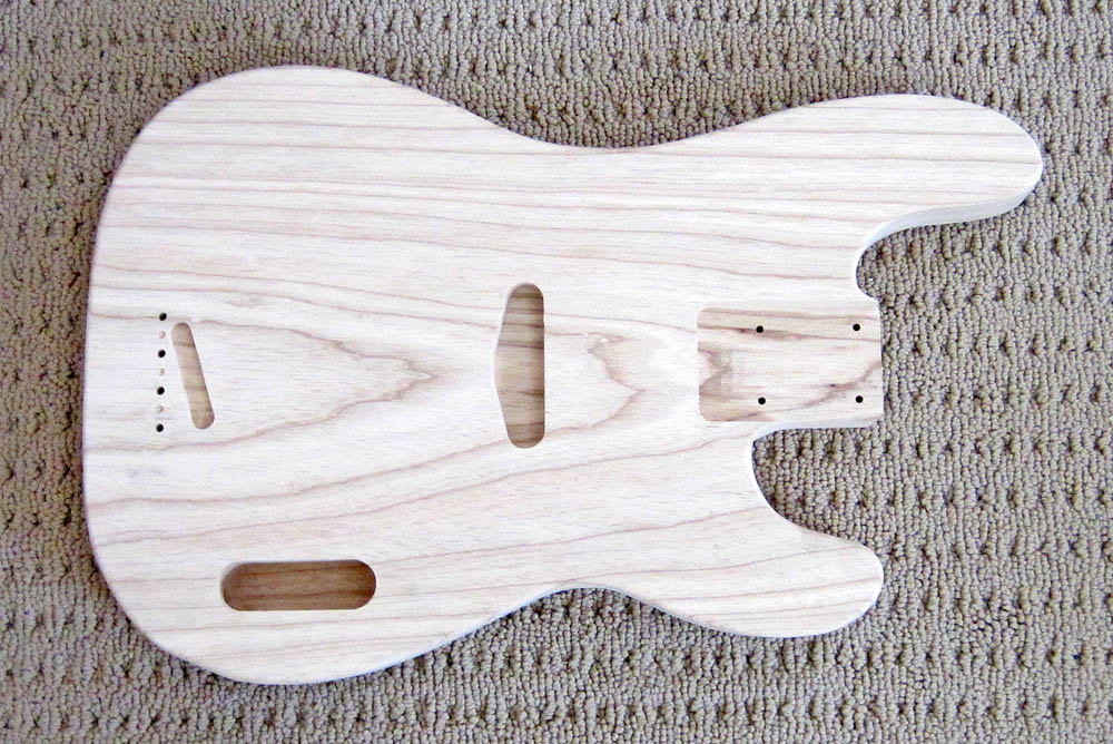Building A Mid 50s P Bass A Work In Progress Page 2