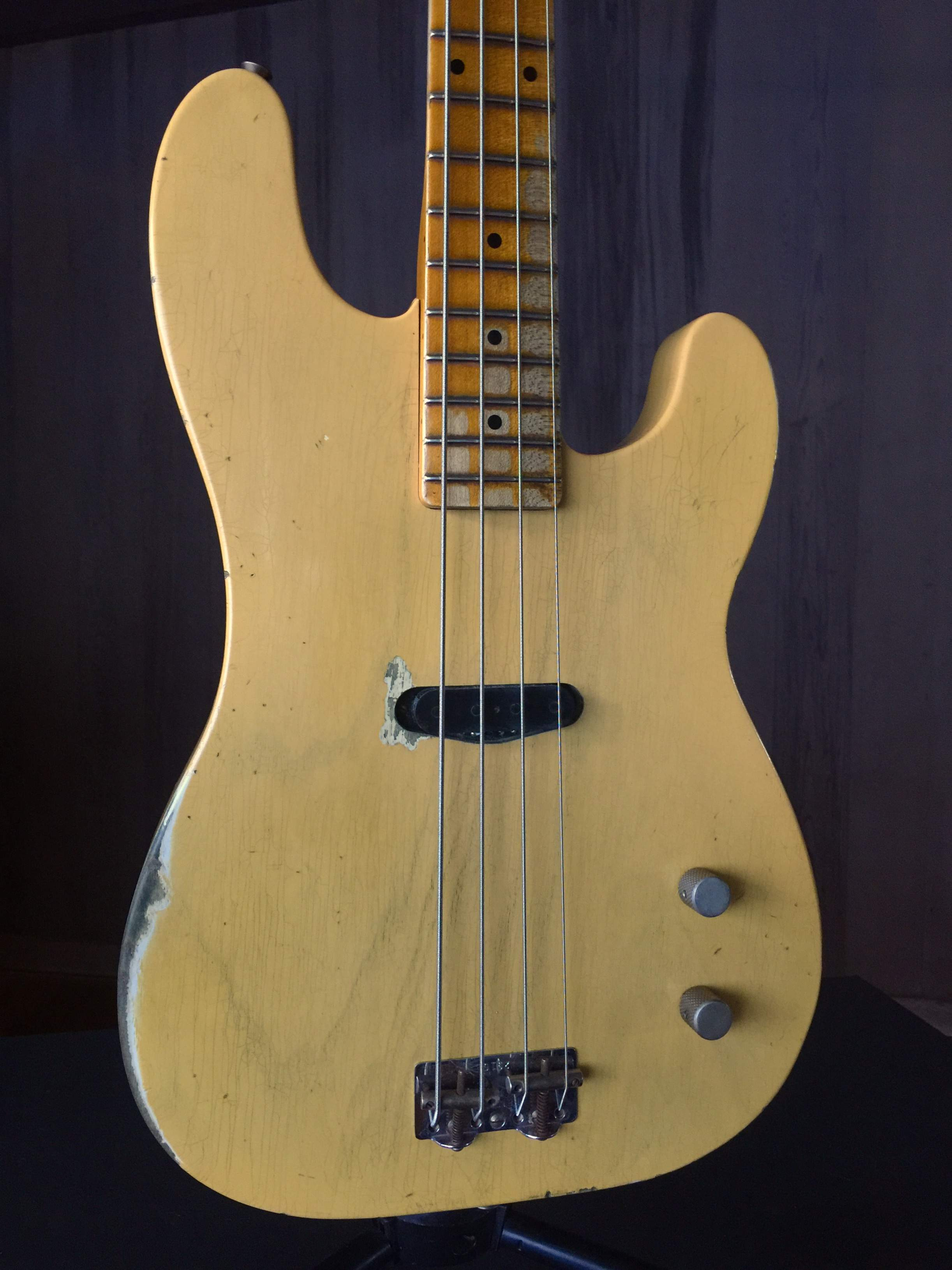 d1643dc5 For Sale - Fender Custom Shop Dusty Hill Signature Precision Bass ...