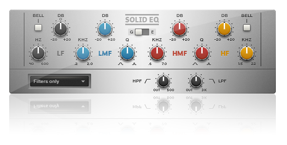 Pedal EQ with selectable frequency | TalkBass com
