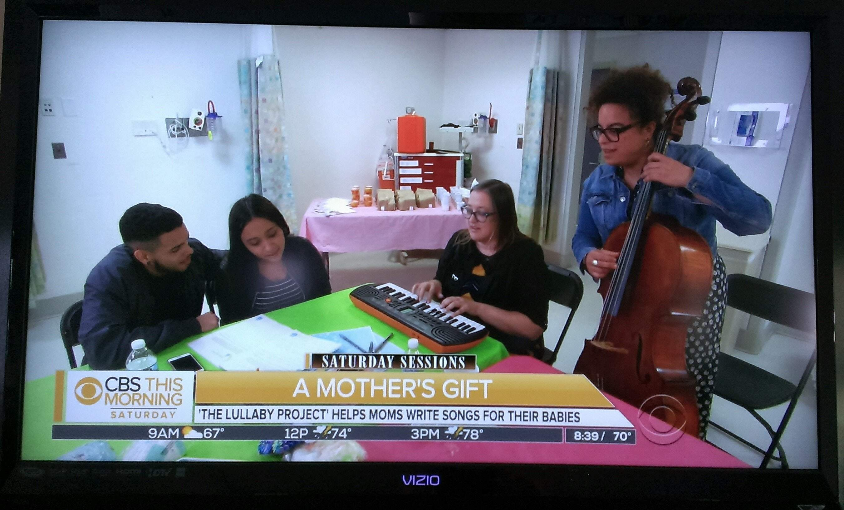 CBS This Morning Show, featuring: | Page 3 | TalkBass com