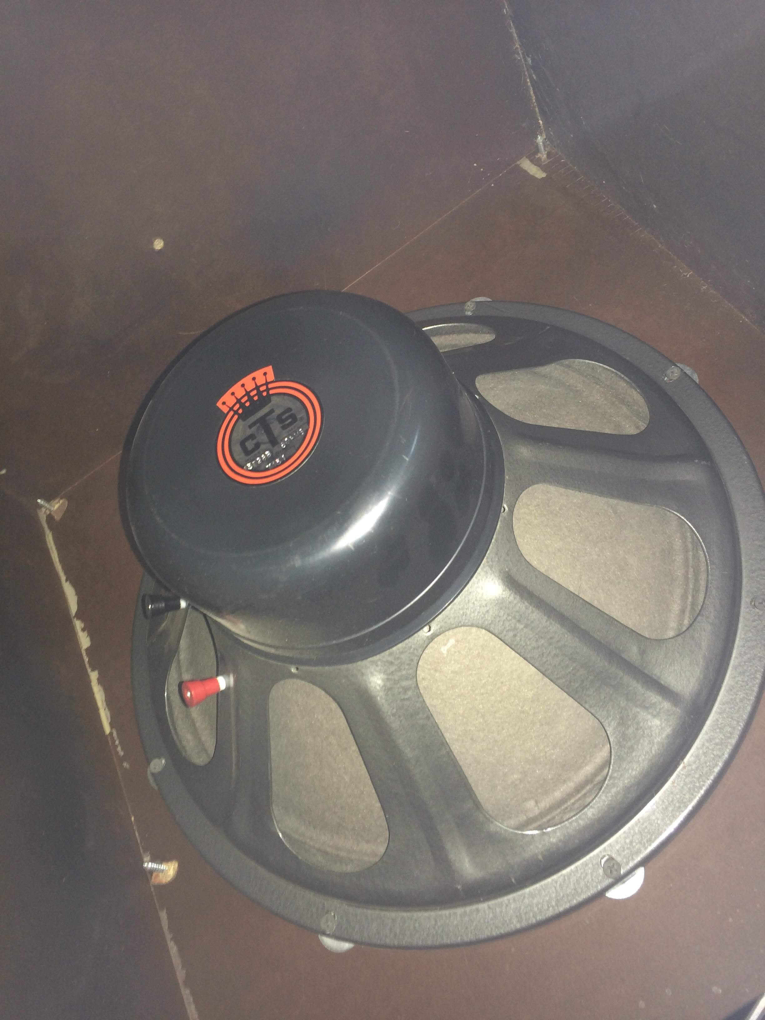 Whats This Old CTS Speaker About? Any Good  TalkBass.com