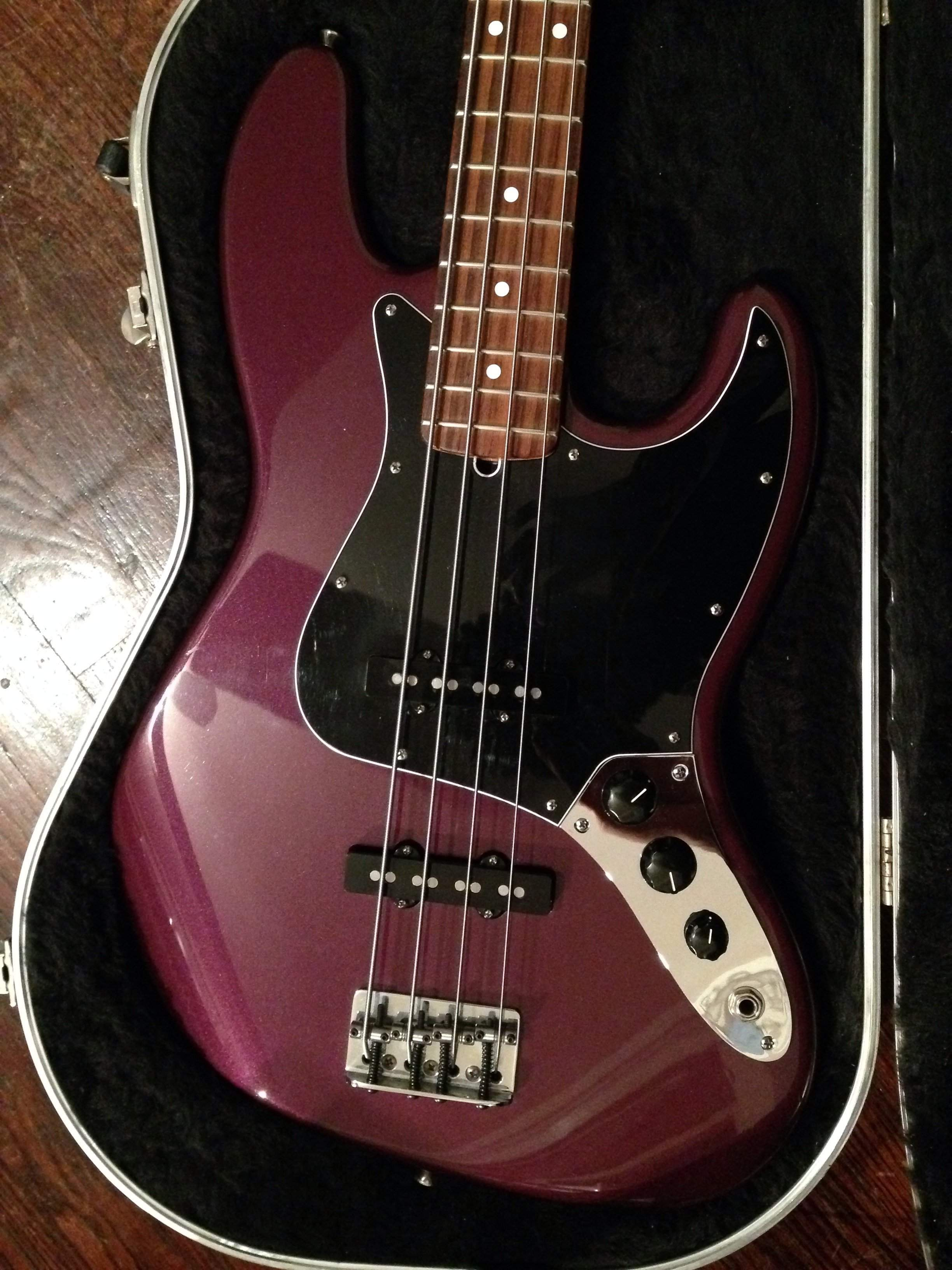 No Longer Available Fender 1998 Mia American Standard