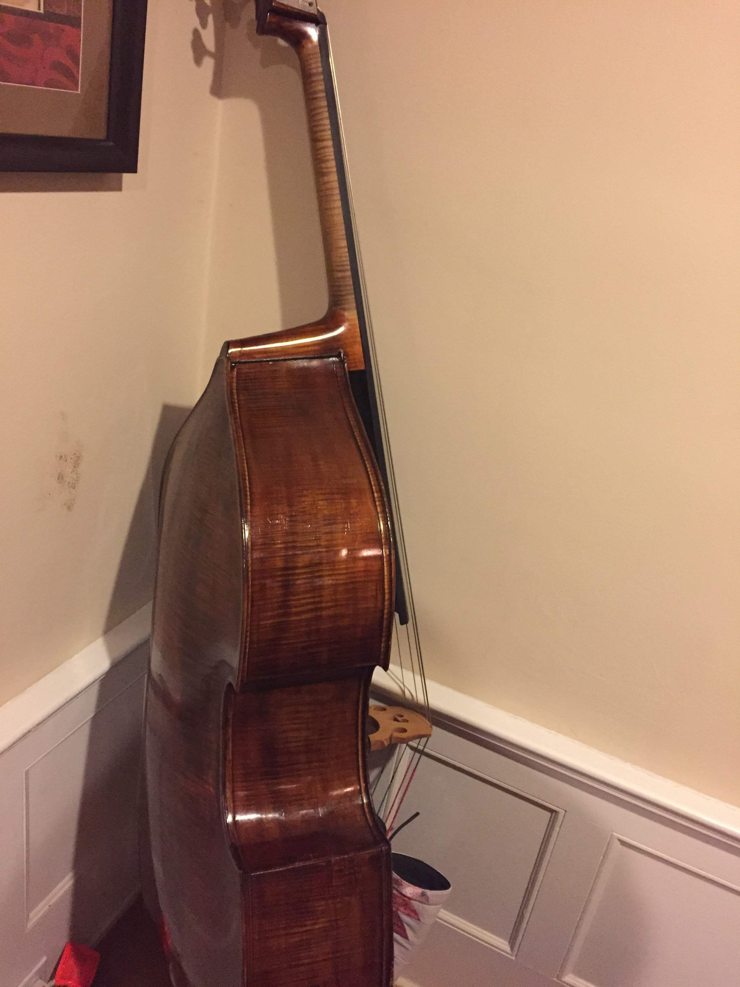 Sold 1930 S Juzek Master Arts Talkbass Com