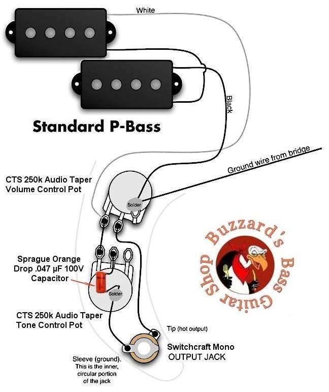best brands for new pots and wires talkbass com image