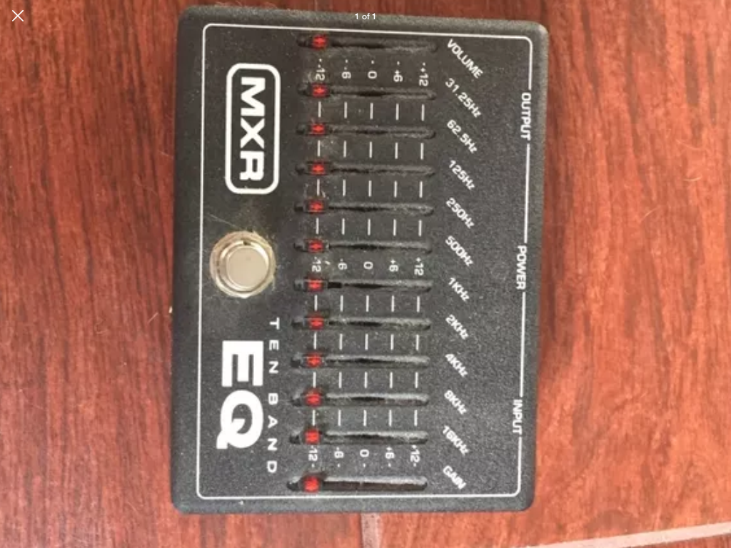 Dumb question  Is this the right EQ pedal for a bass