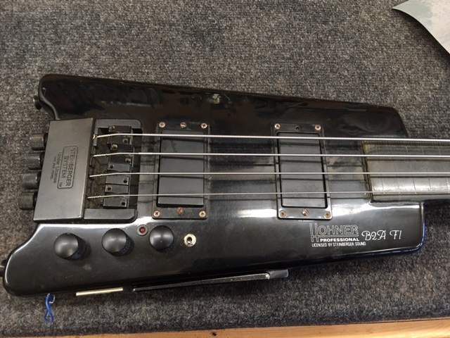 Hohner Bass Guitar Schematic - Trusted Wiring Diagram •