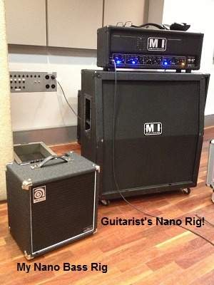ampeg ba 108 coffeeshop micro rig page 10 talkbass com  at n-0.co