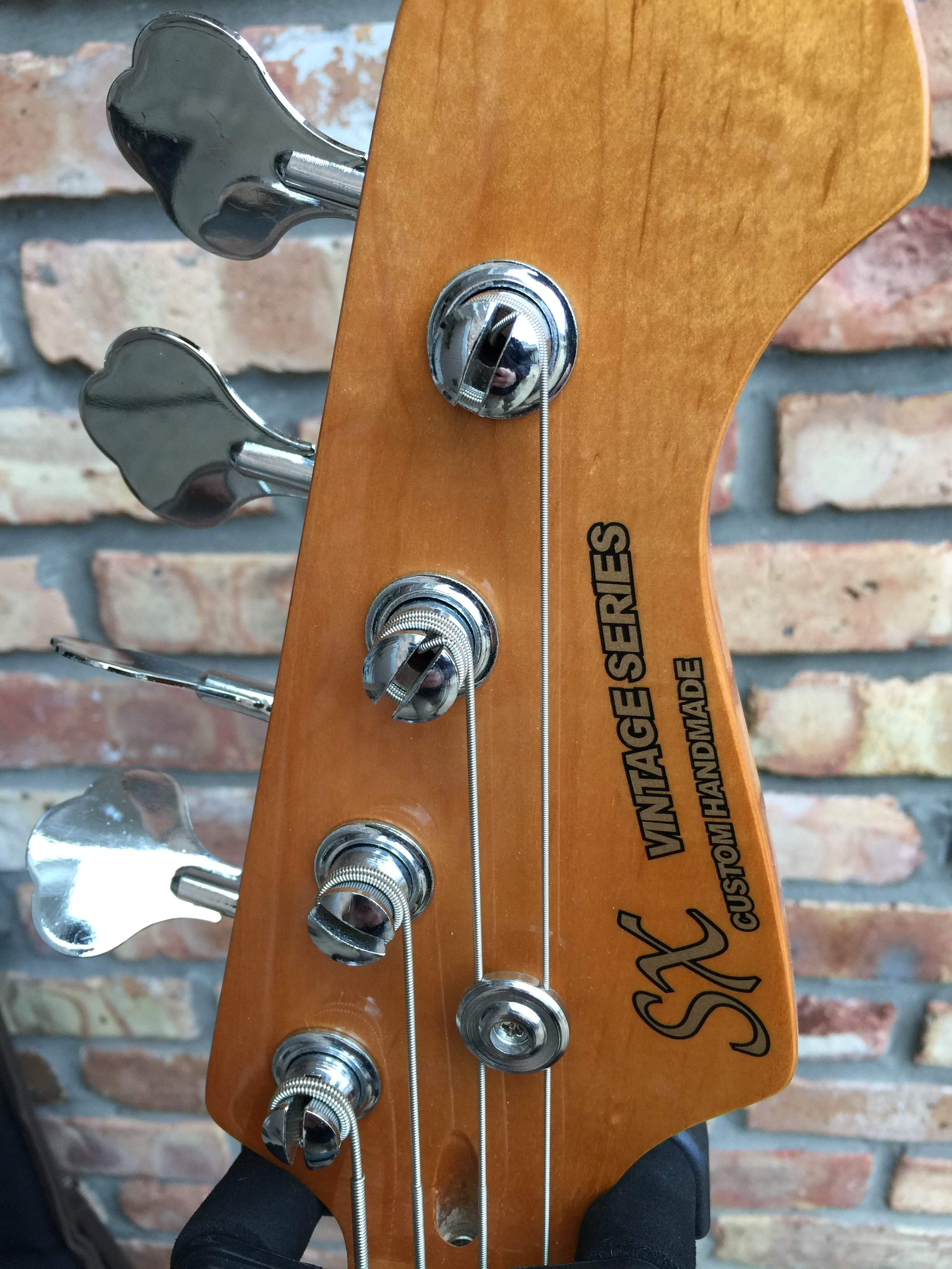 SOLD - SX Precision P Bass (Vintage Series) | TalkBass.com