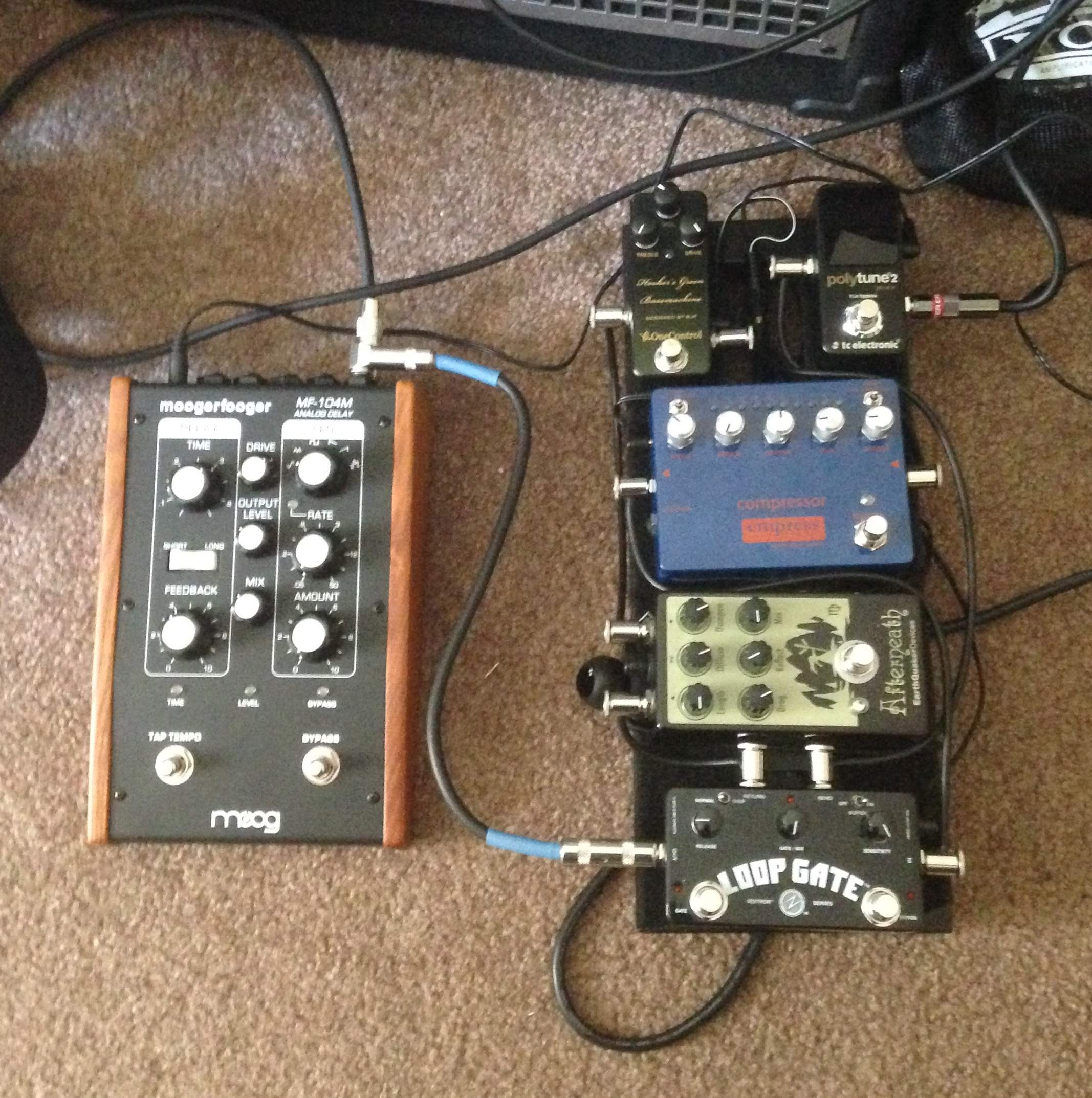 The NANO Club! the pedaltrain babies or equivalent!! | Page