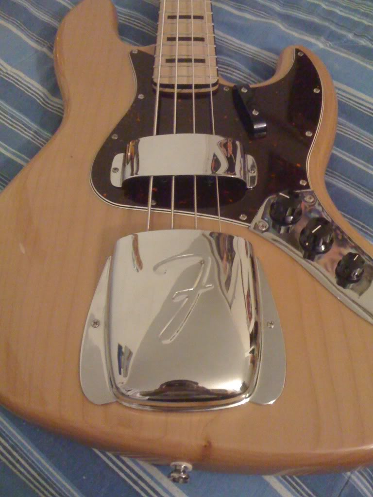 tricked out squier club part 2 talkbass com