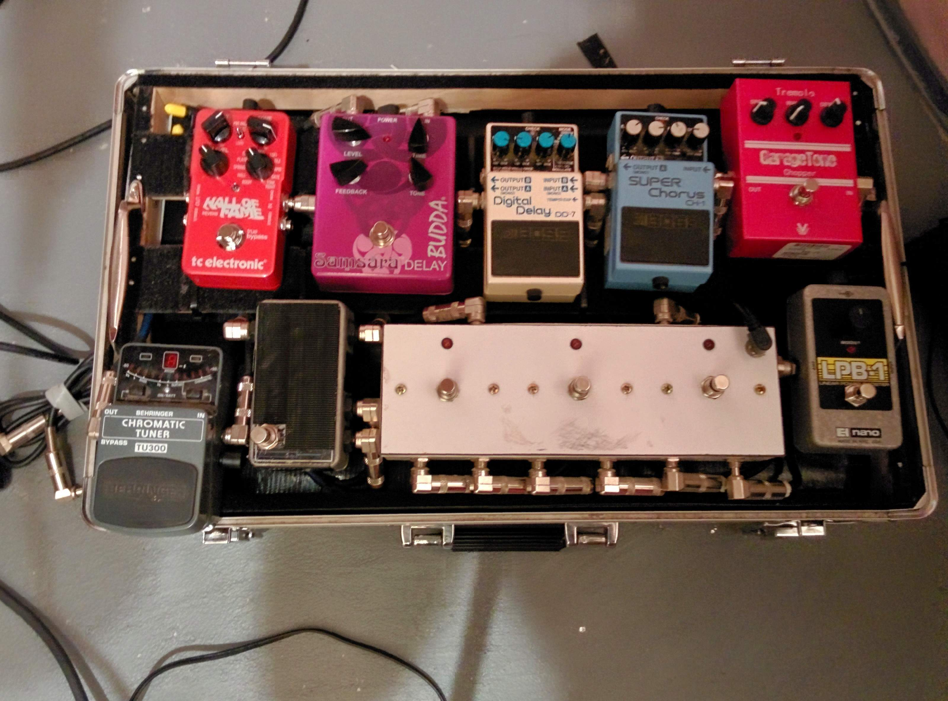 Let S See The Best Homemade Pedalboard Post Em Page 36