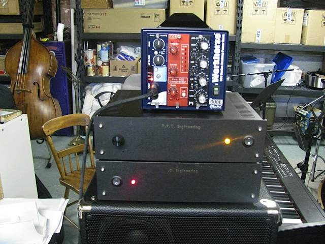 SOLD - ICEpower 1000asp Power Amp | TalkBass com