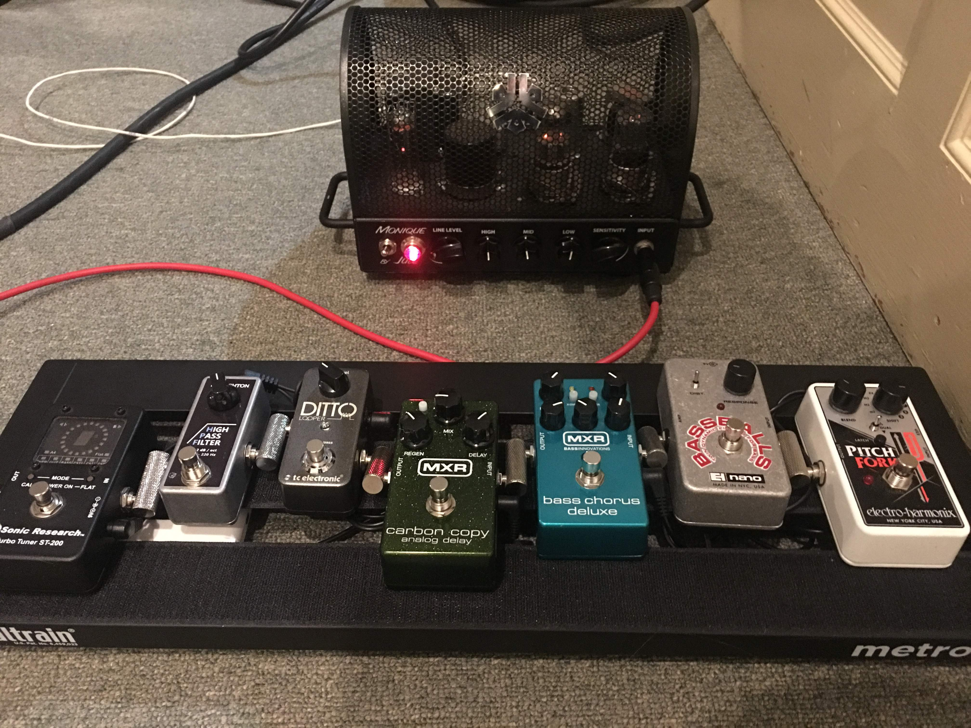 worship bass pedalboards page 60. Black Bedroom Furniture Sets. Home Design Ideas