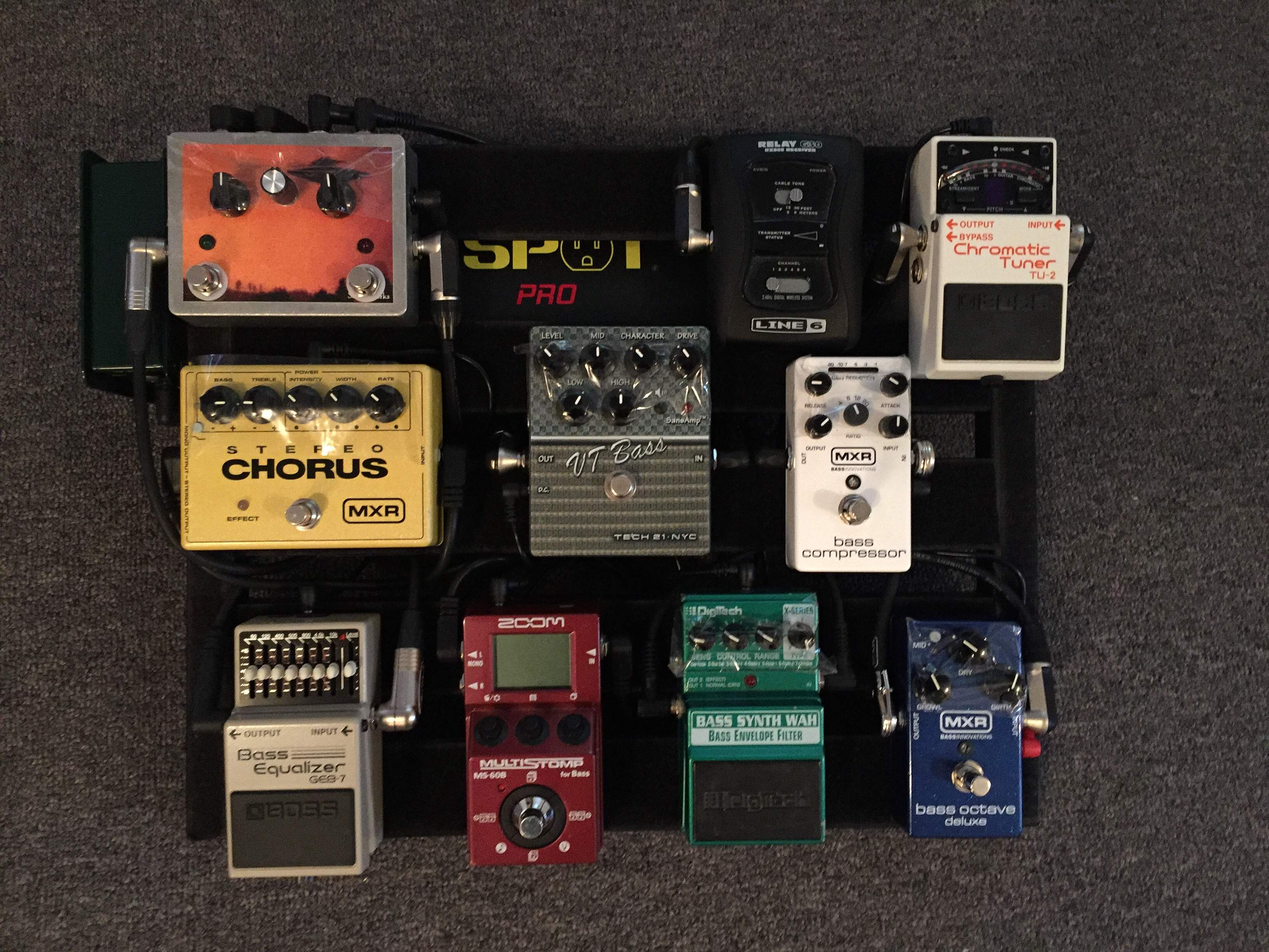Self or custom-made pedalboards: the DIY route | TalkBass com